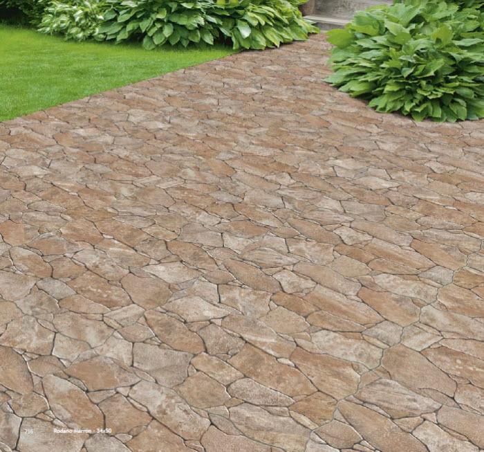 Suelo exterior barato materiales de construcci n para la for Materiales para suelos