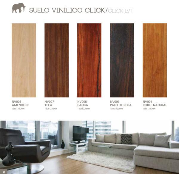 Suelos vinilicos imitacion madera free suelo imitacin madera en cocina with suelos vinilicos - Azulejos vinilicos ...