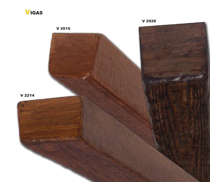 Vigas poliuretano imitaci n madera azulejos argumanez - Azulejos imitacion madera ...